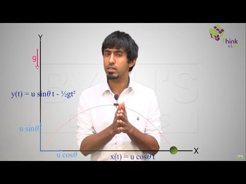 Projectile Motion 05 - Solving Problems