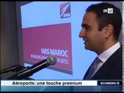 TV 2M Interview - NAS Investments in Morocco