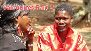 Valentines part 2 - Luganda Comedy skits.