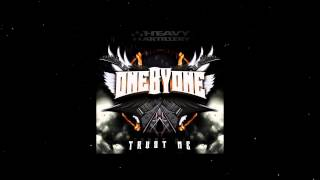 HAR271 ONEBYONE Feat SEVENEVER - TRUST ME