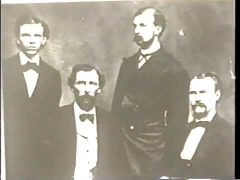 War In Lincoln County (Documentary) 1/10 - Billy The Kid