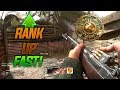 HOW TO RANK UP FAST! COD WW2 How To LEVEL UP FAST & EASY (Prestige in 2-4 Days) WW2 Tips & Tricks
