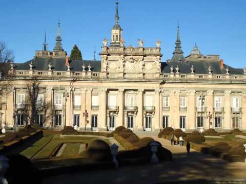 Los palacios de los reyes de España