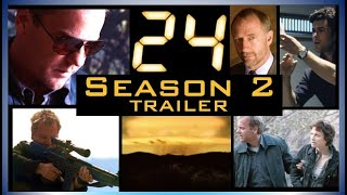 24 Season 2 Fan Trailer