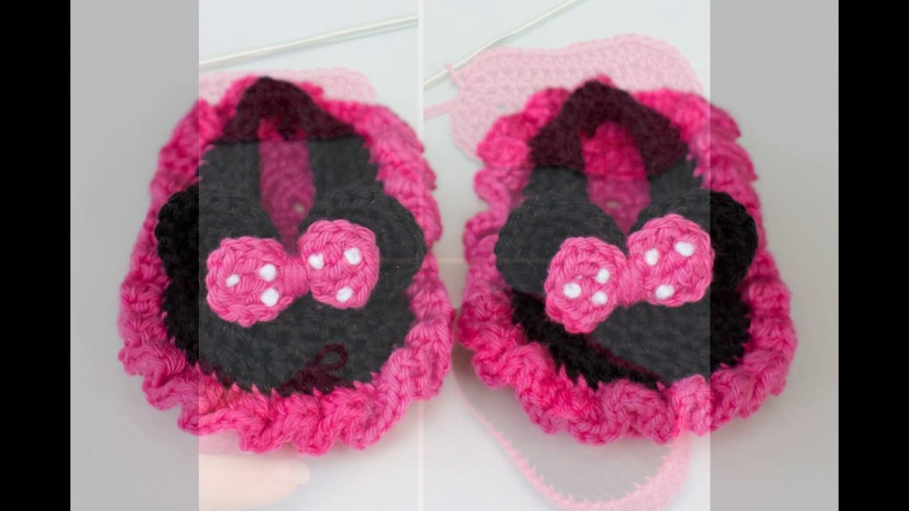 Minnie Mouse Crochet Pattern Free Magnificent Inspiration Ideas