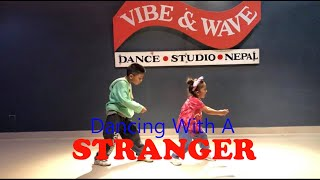 Dancing With A Stranger - SAM SMITH & NORMANI