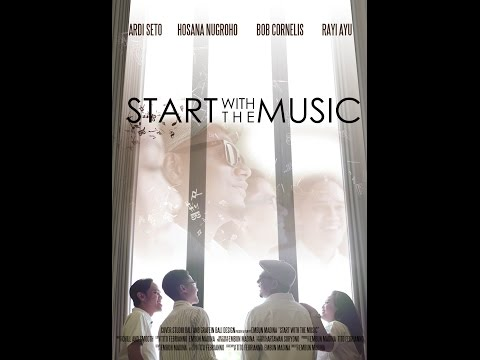 """Start With The Music"" ( short movie )  TELKOMSEL Connecting lives"