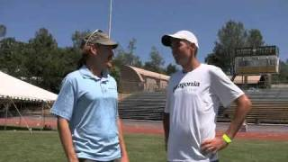 Bryon Powell Post-2011 Western States 100 Interview