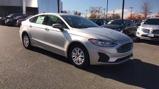 2019 Ford Fusion Chantilly, Leesburg, Sterling, Manassas, Warrenton, VA C95082