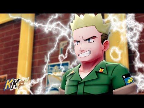 Lt. Surge's Electrifying Battle - Pokémon: Let's Go, Eevee! #9