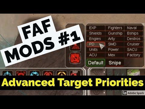 FAF Mods Showcase #1