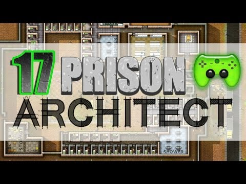 PRISON ARCHITECT # 17 - Arbeitsplätze für alle «» Let's Play Prison Architect Deutsch | Full HD