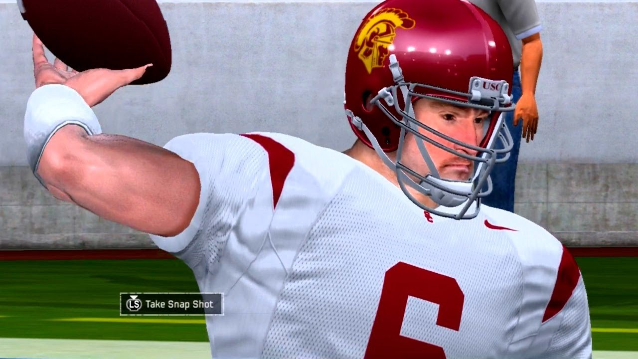 sale retailer 2fd34 8531a #ThrowbackThursday - NCAA 07 | Clay Matthews, Brian Cushing, Keith Rivers,  Rey Maualuga Dominate D