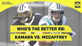 Kamara vs. McCaffrey, Week 1 Storylines, and Week 2 Predictions! | The Lefkoe Show