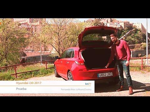 Hyundai i30 2017 Prueba test km77.com