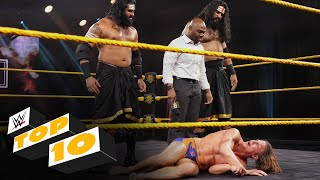 Top 10 NXT Moments: WWE Top 10, March 25, 2020