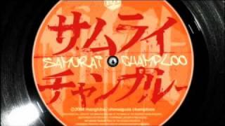 Samurai Champloo Trailer