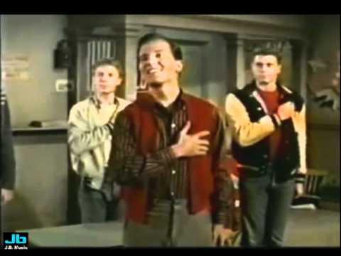 Pat Boone - Bernardine (from the movie, Bernardine - 1957)