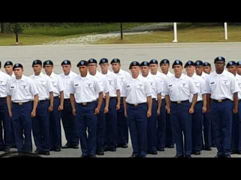 Fox 1-50 Turning Blue and Graduation | Fort Benning GA [HD]