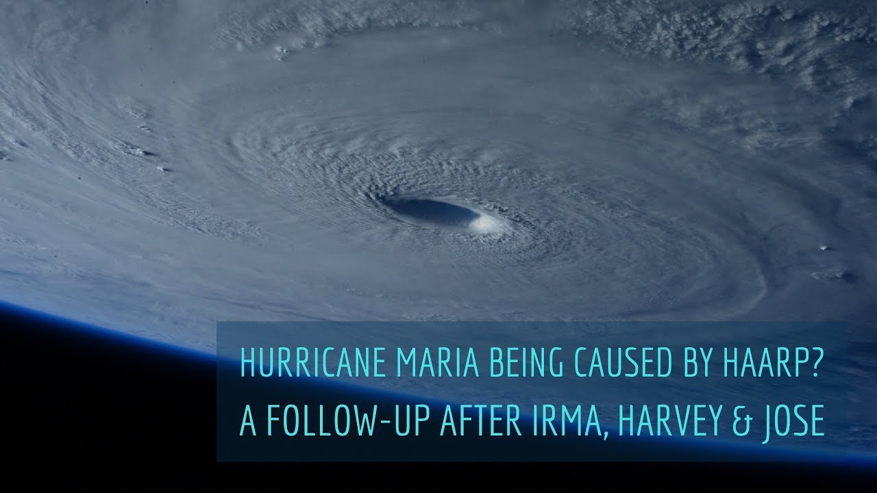 Image result for was hurricane maria a weather weapon?