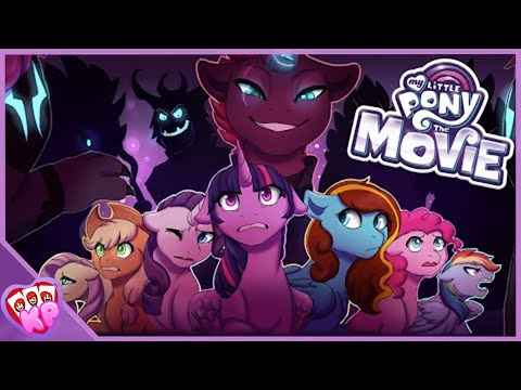 My Little Reviews: My Little Pony The Movie
