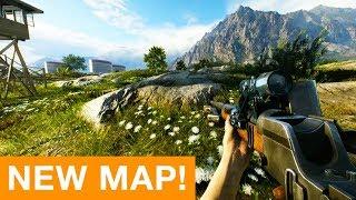 Best New SNIPER | NEW MAP Gameplay Battlefield V