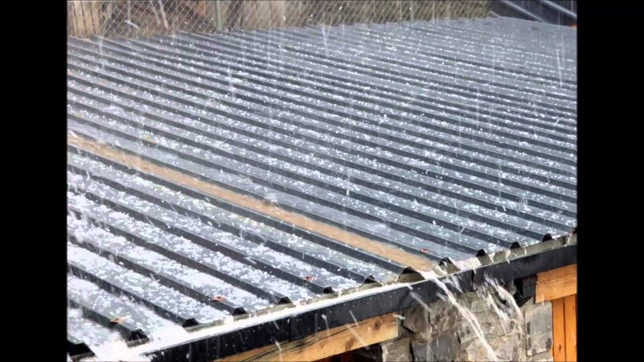 Ruido lluvia youtube - Como pintar techos ...