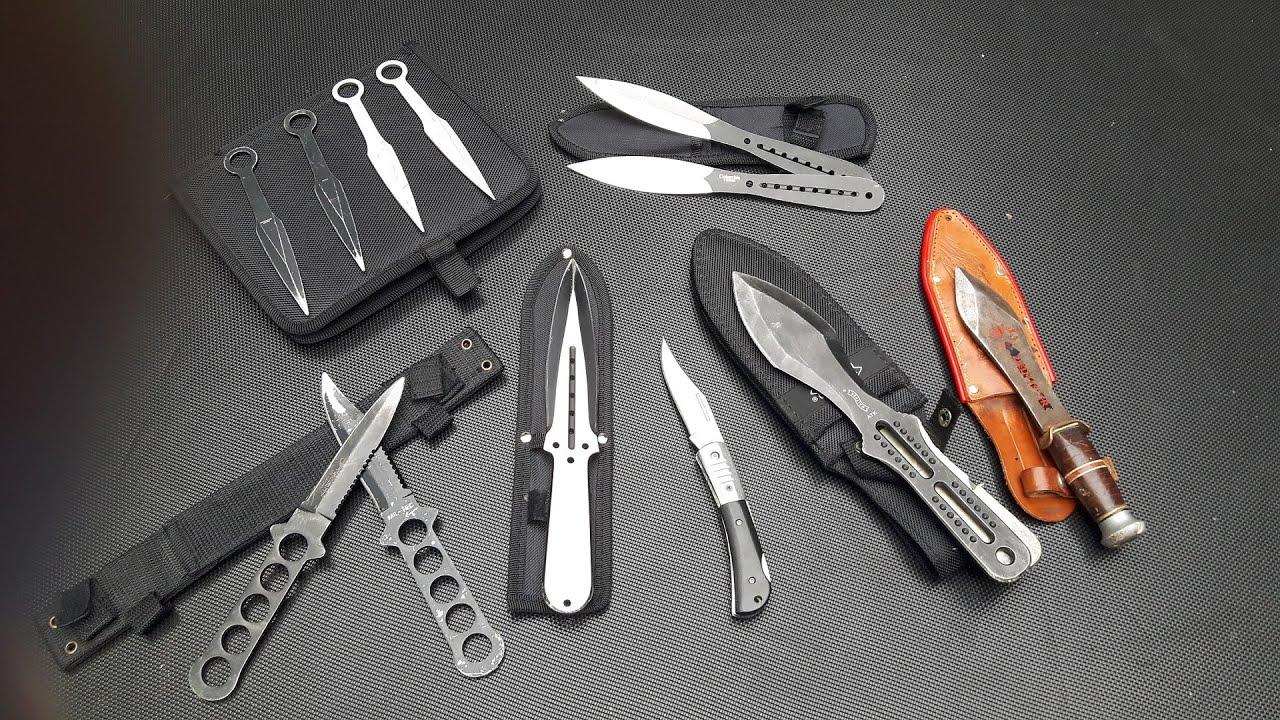 Messer Werfen