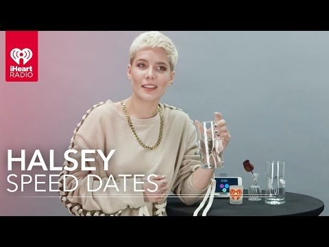 Halsey Speed Dates! | Exclusive Fan Moment