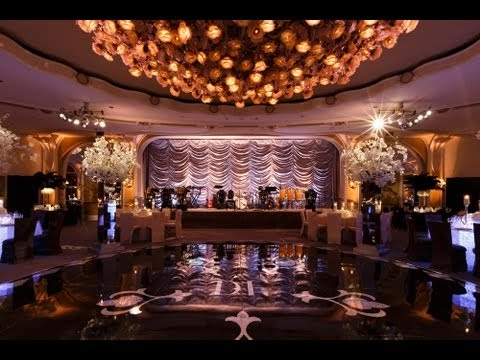 Mega-Wedding for the #SuperRich