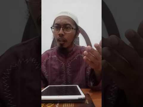 KIAT MERASAKAN MANISNYA IMAN DAN LEZATNYA IBADAH