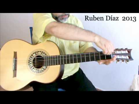 Tips about how to clean out strings (basses) Ruben Diaz e-zine Magazine / Flamenco CFG Malaga