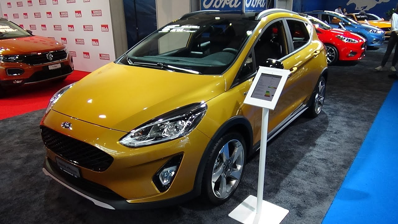 2019 ford fiesta active 3 exterior and interior auto. Black Bedroom Furniture Sets. Home Design Ideas