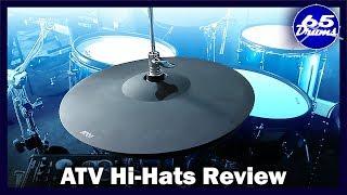 ATV AD-H14 Hi-hats Review