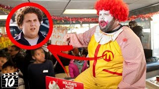 Top 10 Famous Actors Who Worked Basic Jobs