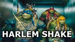 teenage mutant ninja turtles harlem shake hd 2014 movie