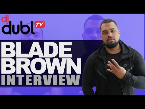Blade Brown Interview - Bags & Boxes 4, leaving the 'road' to make music, investing in watches &more