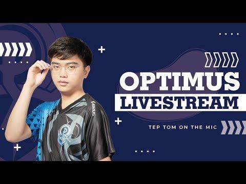 Optimus LIVE -  Phân Tích -  đánh rank bạc -  Loạn Chiến