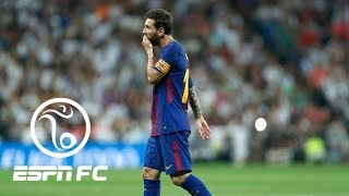 Is this lionel messi's final season at barcelona? | espn fc