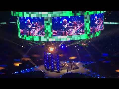 Houston rodeo 2018 Chris Stapleton might as well get stoned. Lyrics in description.
