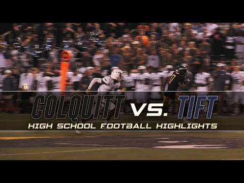 Tift Vs. Colquitt 2019 | High School Football Game Highlights