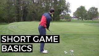 SHORT GAME BASICS - 3 EASY GOLF LESSONS