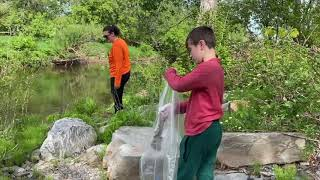 The Kennebecasis watershed and the KWRC - Youth Angling Series (2)