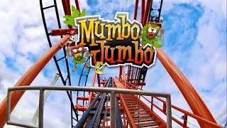 Mumbo Jumbo Flamingo Land Front Row POV