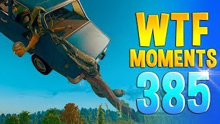 PUBG Daily Funny WTF Moments Highlights Ep 385