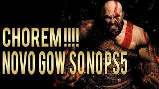 Novo God of War Só para PS5 e agora !!!