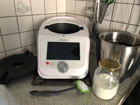 Reinigung des Monsieur Cuisine Connect - YouTube