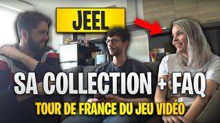 À LA RENCONTRE DE JEEL (FAQ) - TOUR DE FRANCE DU JEU VIDÉO avec RIVENZI