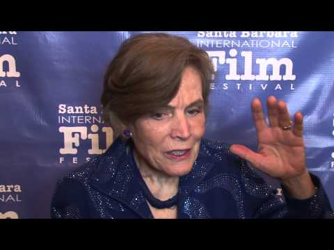 """2014 SBIFF - """"Mission Blue"""" Star Sylvia Earle Interview"""