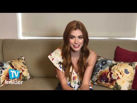 'Shadowhunters' Star Katherine McNamara Ps What's To Come For Clary  TV Insider